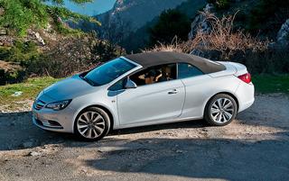 Тест-драйв Opel Cascada