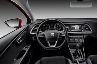 Тест-драйв SEAT Leon