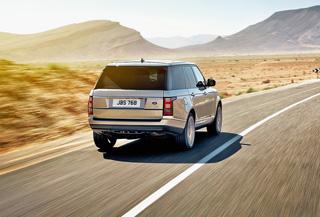 Тест-драйв Range Rover