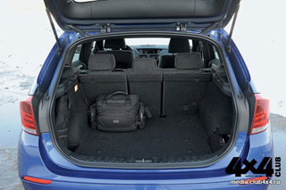 Тест-драйв BMW X1, Mercedes GLK