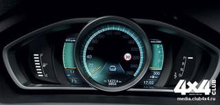 Тест-драйв Volvo V40 Cross Country