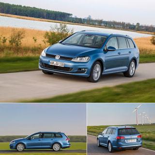Тест-драйв Volkswagen Golf Variant