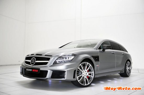 Brabus представил 850 Shooting Brake 6.0 Biturbo 4MATIC