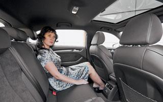 Тест-драйв Audi A3 Sportback, Lexus CT200h