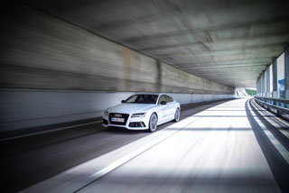 Тест-драйв Audi RS