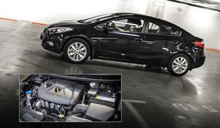 Тест-драйв Honda Civic, Kia Cerato