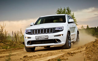 Тест-драйв MINI Paceman JCW, Jeep Grand Cherokee