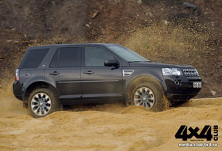 Тест-драйв Land Rover Freelander, Suzuki Grand Vitara