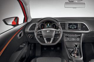 Тест-драйв SEAT Leon SC