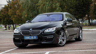 Тест-драйв BMW 650i Gran Coupe