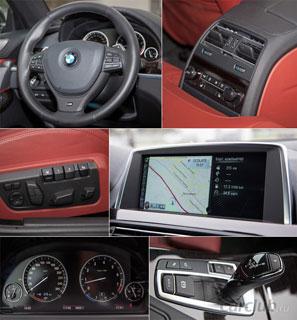 Тест-драйв BMW 650i Gran Coupe