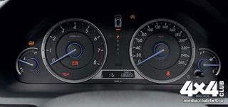 Тест-драйв Mazda CX-9, Honda Crosstour