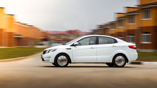 Тест-драйв Kia Rio, Hyundai Solaris