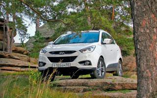 Тест-драйв Hyundai ix35
