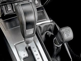 Тест-драйв Mitsubishi Pajero Sport