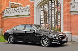 Тест-драйв Mercedes S-class