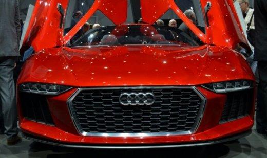 Audi Nanuk Quattro Crossover