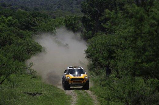 Dakar 2014 Stage 3 MINI