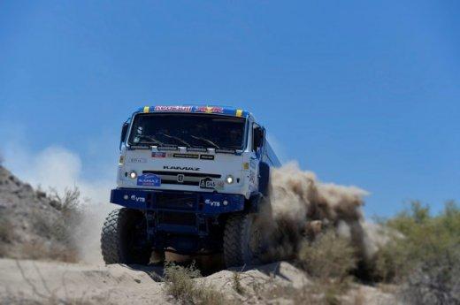 Dakar 2014 Stage 4