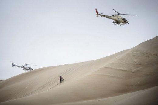Dakar 2014 Stage 11