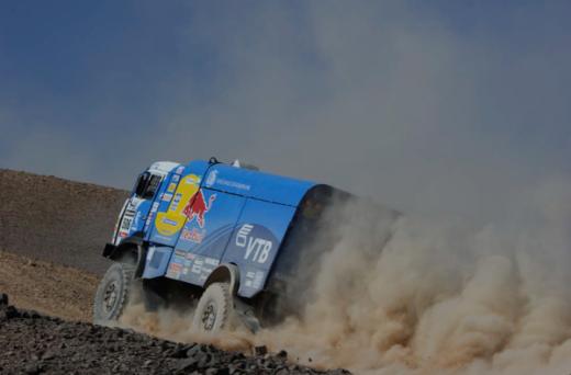 Dakar 2014 Stage 11 Karginov