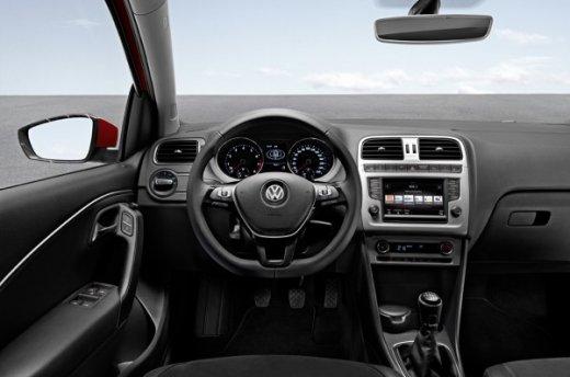 салон 2015 Volkswagen Polo