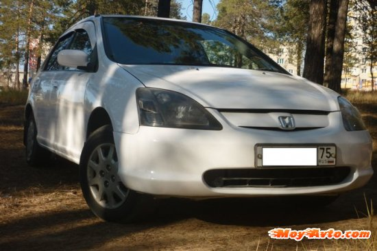 Honda Civic 2001 - ����� ���������
