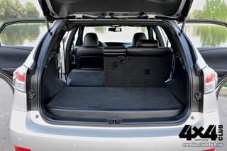 Тест-драйв Lexus RX 350, Infiniti FX 370