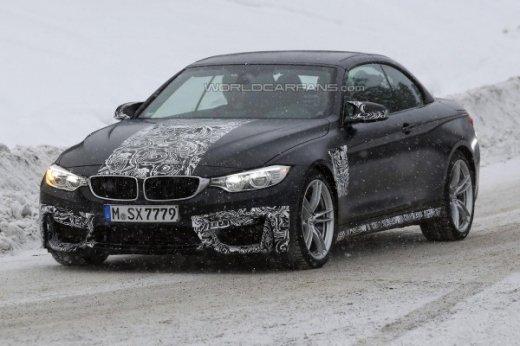 Кабриолет 2014 BMW M4