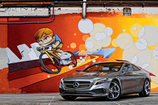 Тест-драйв Mercedes S Coupe