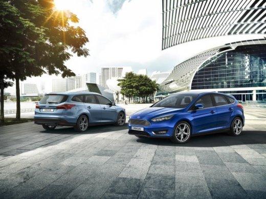 седан и универсал Ford Focus