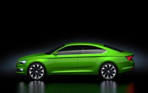 пятидверное купе Octavia