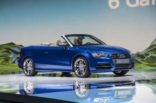 кабриолет Audi S3