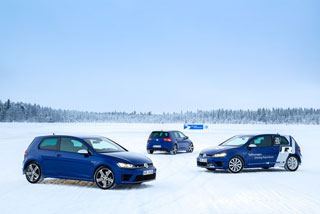 Тест-драйв Volkswagen Golf R