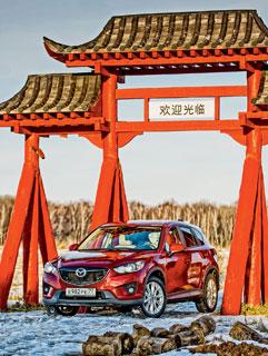 Тест-драйв Toyota RAV4, Jeep Compass, Ford Kuga, Нonda CR-V, Mazda CX-5, VW Tiguan