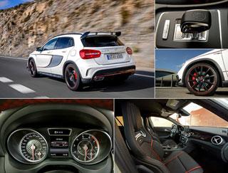 Тест-драйв Mercedes-Benz GLA