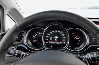 Тест-драйв Audi A3, Citroen DS4, KIA Cee`d, Seat Leon, Volkswagen Golf
