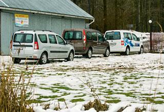 Тест-драйв Volkswagen Caddy, Renault Kangoo, LADA Largus