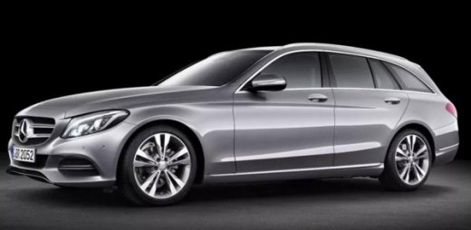2014 Mercedes-Benz C-Class Estate