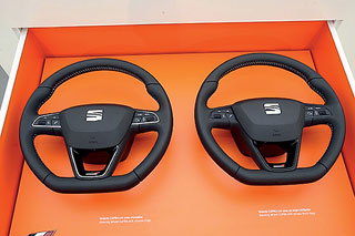 Тест-драйв Seat Leon Cupra