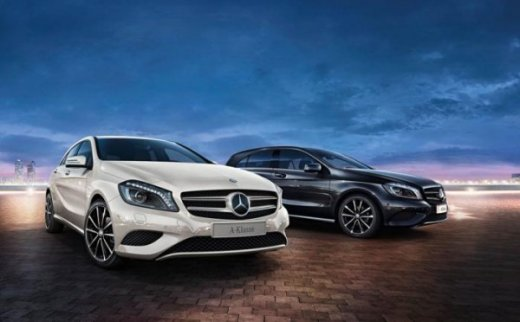 Mercedes A-Class 2 Style Edition