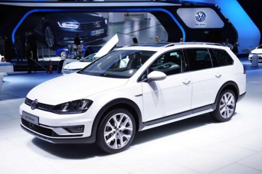 Volkswagen Golf Alltrac