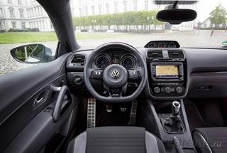 Тест-драйв Volkswagen Scirocco
